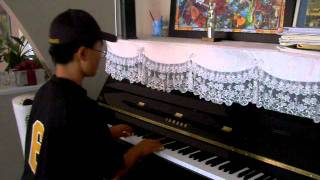 Bach Preludio II & Fuga II & Bartok Allegro barbaro sz 49