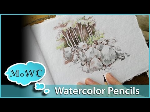 watercolor-pencil-tips-for-journaling-and-sketching