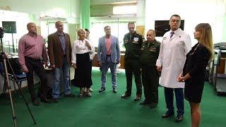 Новая медицинская техника поступила в  областной госпиталь для ветеранов войн