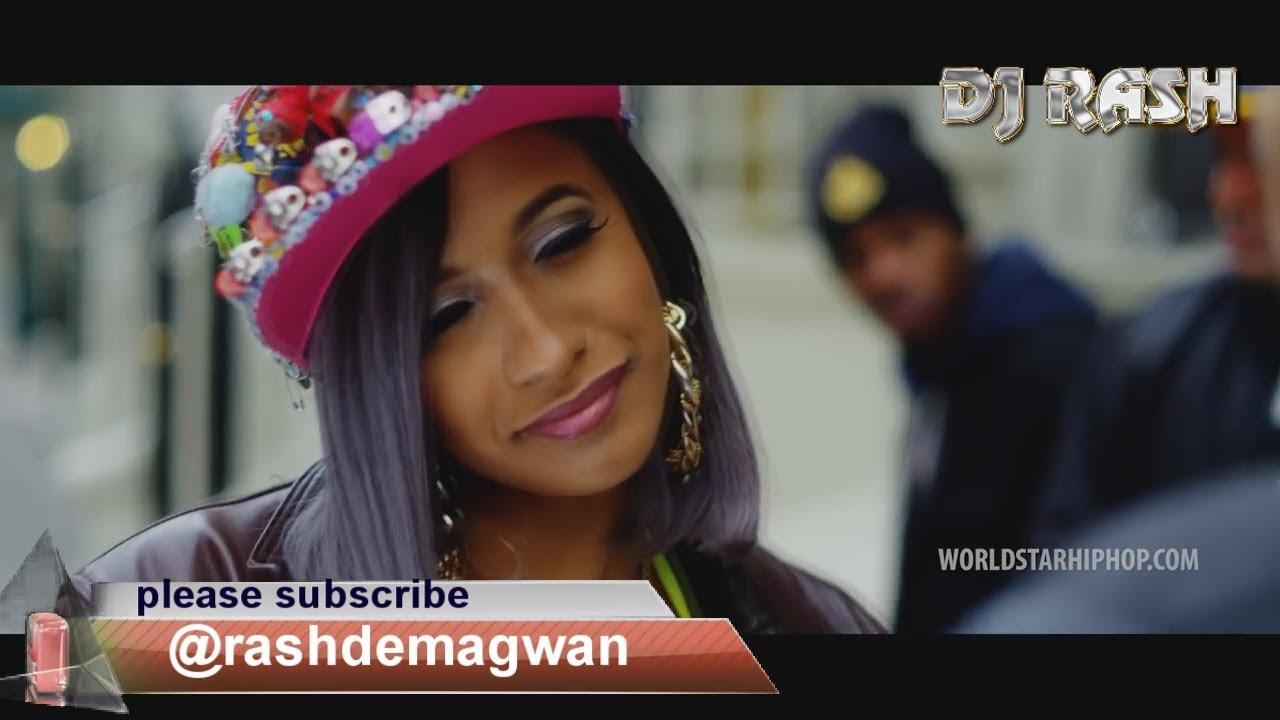Download DJ RASH BEST OF WORLD STAR HIPHOP VIDEO MIX(WSHH)4K FT CARDI B,LIL FREAKY,SHUNIE || DEMAGWAN ENT