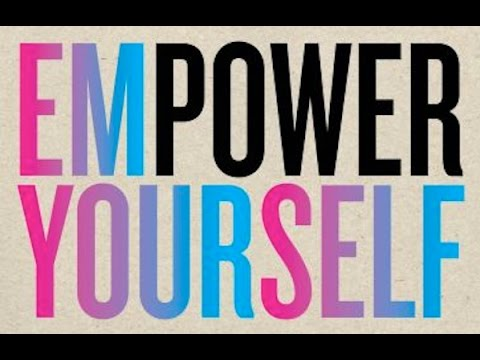 how to achieve self empowerment