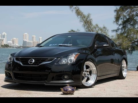 Nissan Altima 3.5 >> Nissan Altima 3.5 V6 CVT Coupe vs 9th Gen Civic SI (Before ...