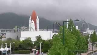ここ、北九州市八幡東区のテーマパーク「スペースワールド」では、釣り...