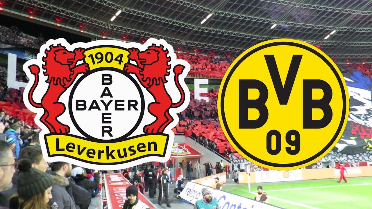 Bayer Leverkusen Borussia Dortmund