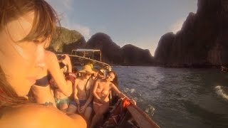 THAILAND - BACKPACKING ADVENTURE