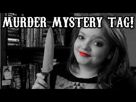 THE MURDER MYSTERY TAG