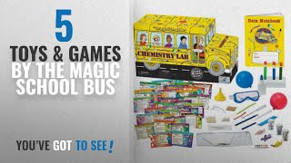 Top 10 The Magic School Bus Toys & Games [2018]: The Magic School Bus - Chemistry Lab