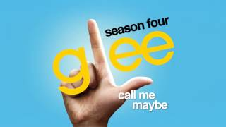 Watch Glee Cast Call Me Maybe video