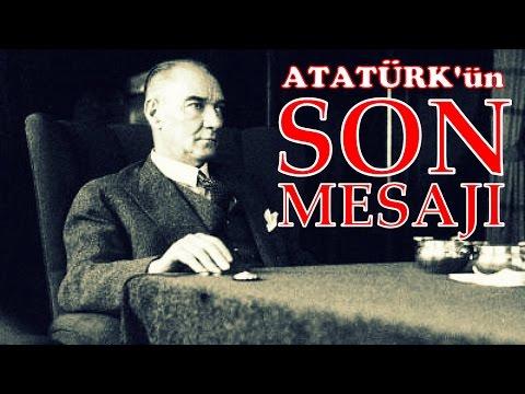 Ilker Basbugu Duygulandiran Ataturkun Son Mesaji