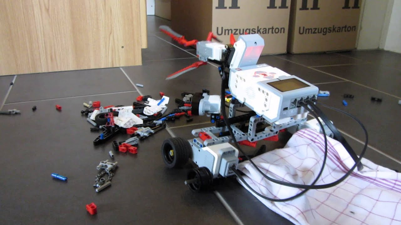 Lego Mindstorms Ev3 Bin - Year of Clean Water