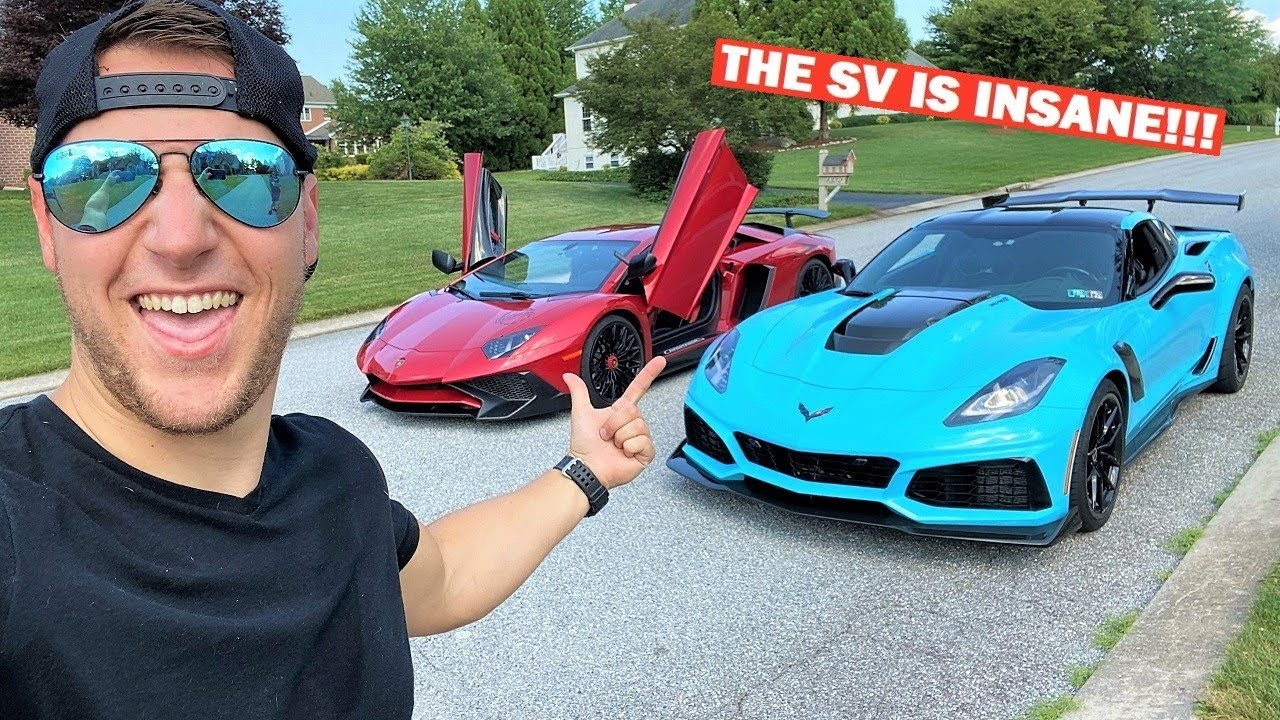 I Found The PERFECT Aventador SV for Sale... *My Next Supercar*