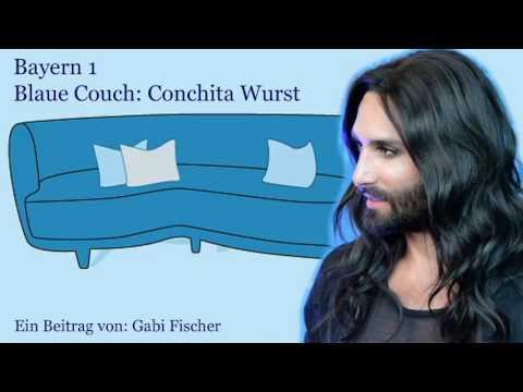 Blaue Couch Bayern 1 Conchita Wurst 02 07 2017 Youtube