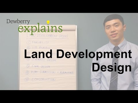 What is Land Development Design?