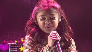 angelica Hale Performing