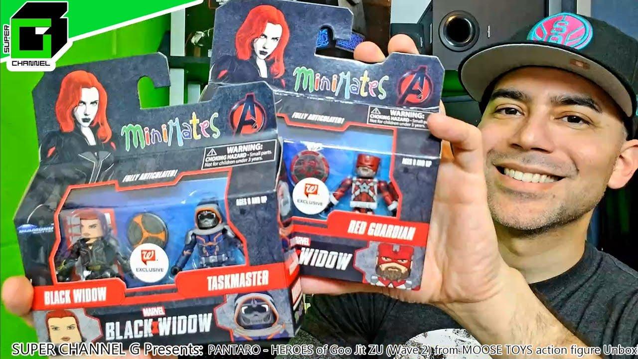 Marvel Minimates Walgreens Black Widow Movie Taskmaster