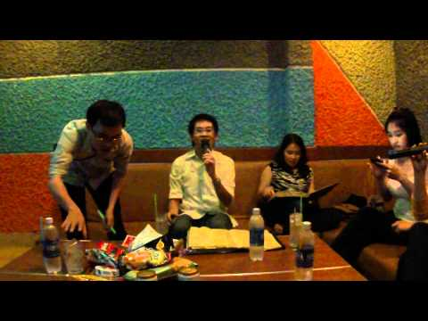 Karaoke in Ho Chi Minh city part 2