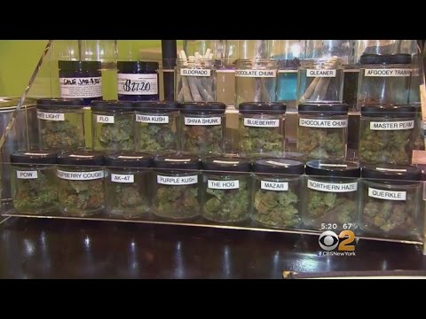 Push To Legalize Marijuana In New Jersey