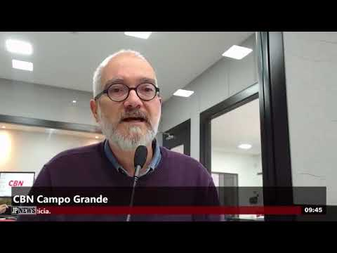 Entrevista CBN Campo Grande: professor UCDB, Josimar Maciel