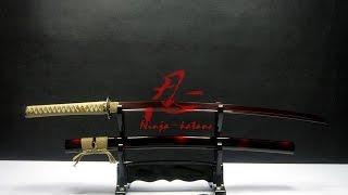 Ninja-Katana (ebay) Phoenix katana