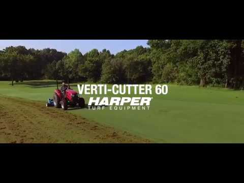 Harper Turf Equipment Verti-Cutter