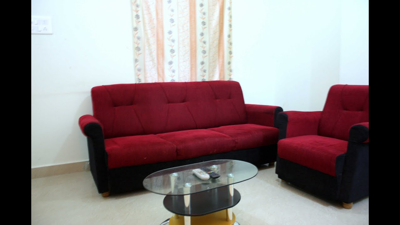 fully furnished 1 bhk in btm layout, bangalore no advance, non