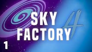 SkyFactory 4 Ep. 1 How To Get Started