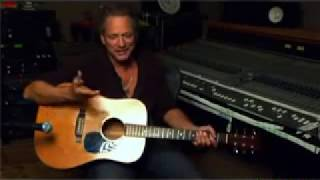 Lindsey Buckingham- Never Going Back Again (instrumental solo)