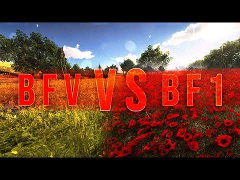 BATTLEFIELD 5 vs BATTLEFIELD 1 🔥 Która gra WYGRA?! thumbnail