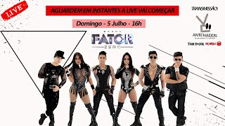 Live Banda Fator Zero