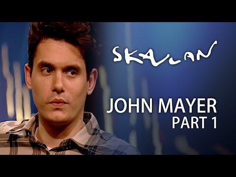John Mayer Interview   Part 1   Skavlan