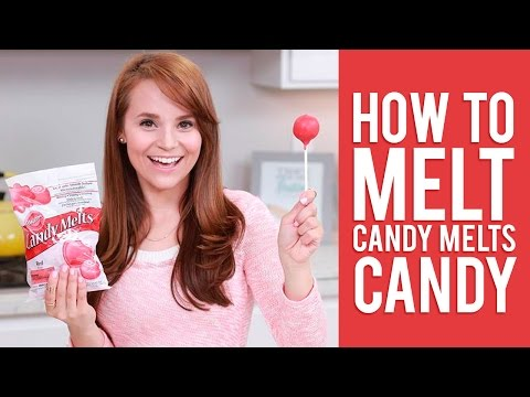 How to Melt Candy Melts Candy   Everything You Want to Know from Rosanna Pansino
