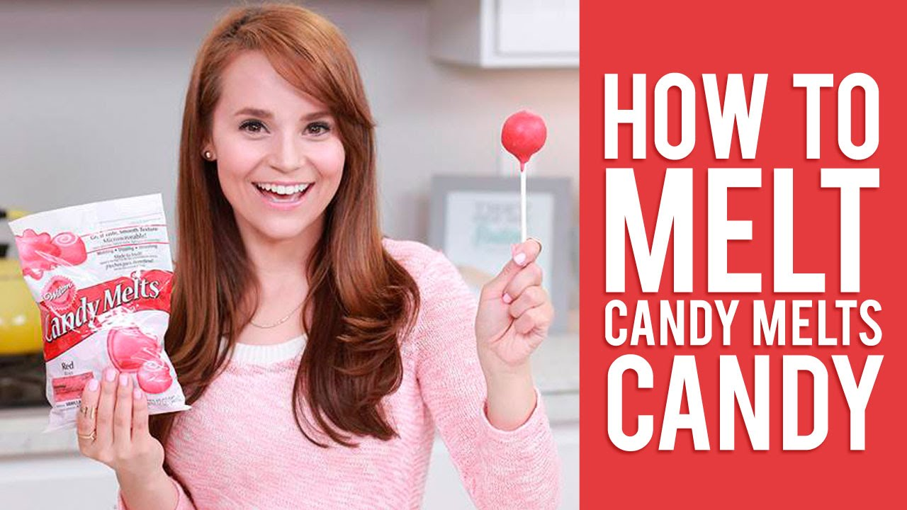 How to Melt Candy Melts