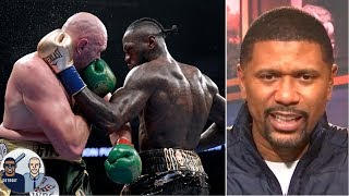 Deontay Wilder-Tyson Fury fight was 'classic draw' - Jalen Rose | Jalen & Jacoby