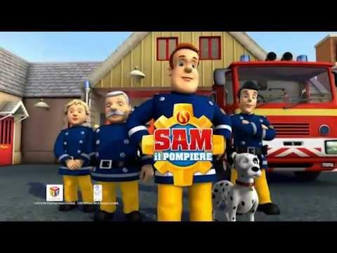 Sam il pompiere playset e veicoli youtube