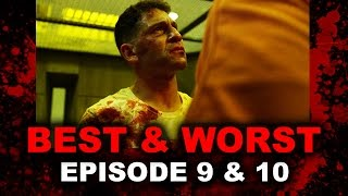 Daredevil Season 2 Episode 9 & 10 Review aka Reaction - Seven Minutes in Heaven, The Man in the Box
