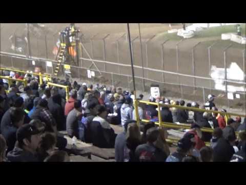 AJ Flick 410 Sprint Lernerville Speedway June 2, 2017 - ASCoC