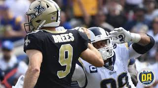 Former NFL team doctor says Drew Brees will be back to 100% by midseason I D.A. on CBS