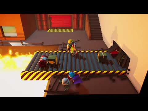 Gang Beasts_with Filip and Lars Magnus