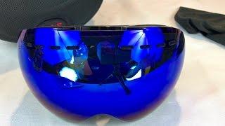 OTG (over glasses) Spherical, REVO, Anti fog