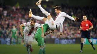 Irlandia - Polska 1-1 29.03.2015