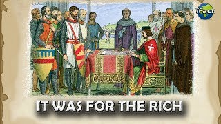The Magna Carta is not what you think