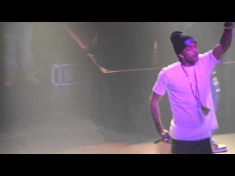 Nipsey Hussel Performs Checc Me Out & U See Me @TLA Live In Philly
