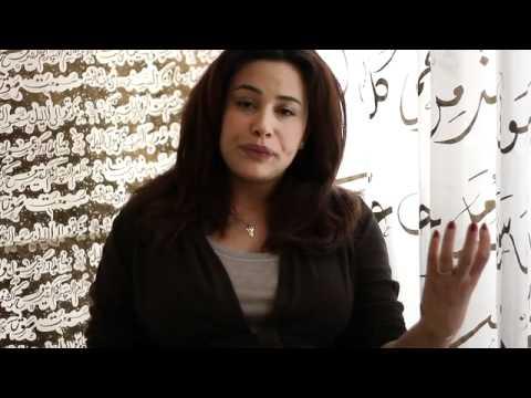 هند صبري: ما معني كلمه دستور؟ (مصر و تونس)
