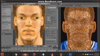 Nba 2k14 : How to create cyberface by using alpha layering Part 3