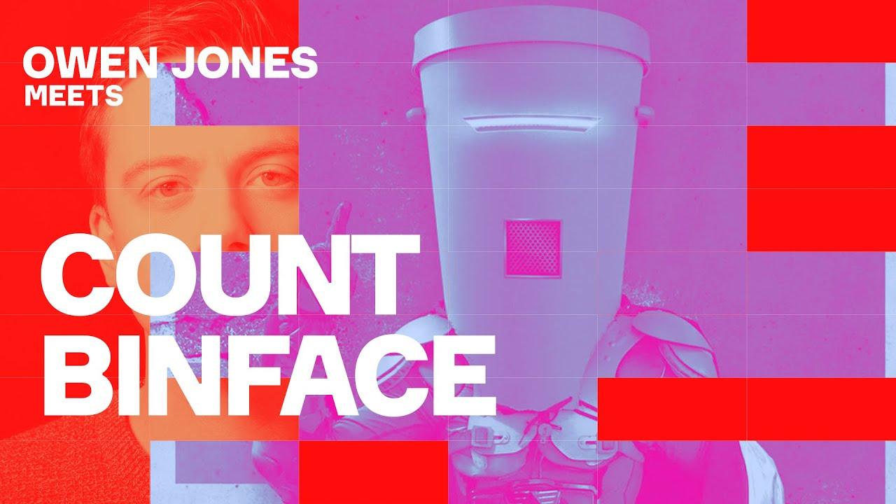 Count Binface meets Owen Jones