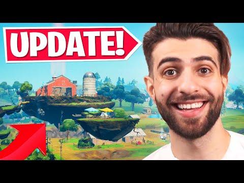 Fortnite Dropped a SECRET Last Update!