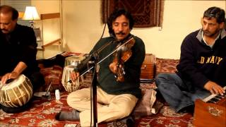 raees Khan Violinist USA