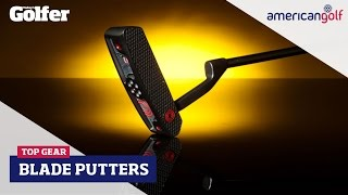 TOP GEAR: Odyssey Toe-Up Putter