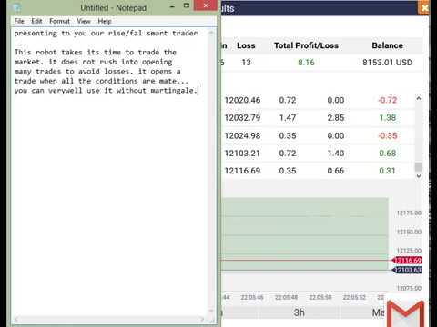 Smart trader binary