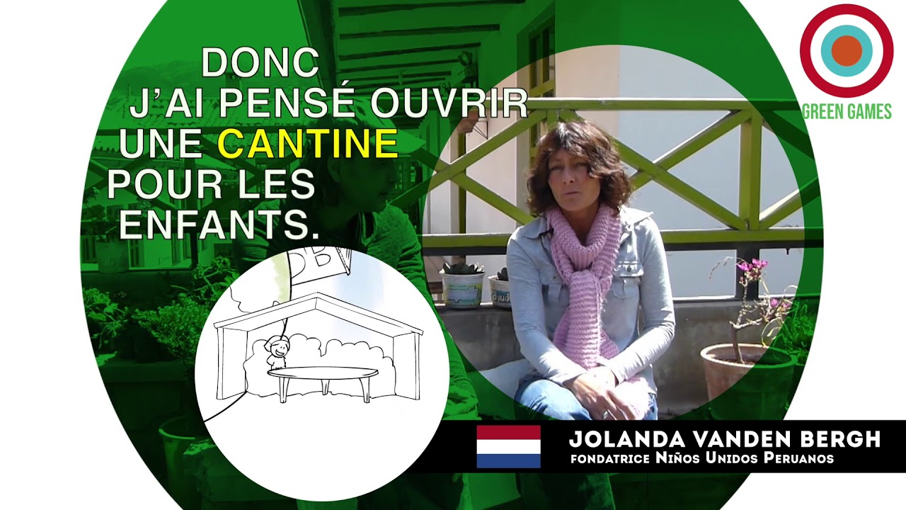 #008 JOLANDA VAN DEN BERGH, le don et la solidarité